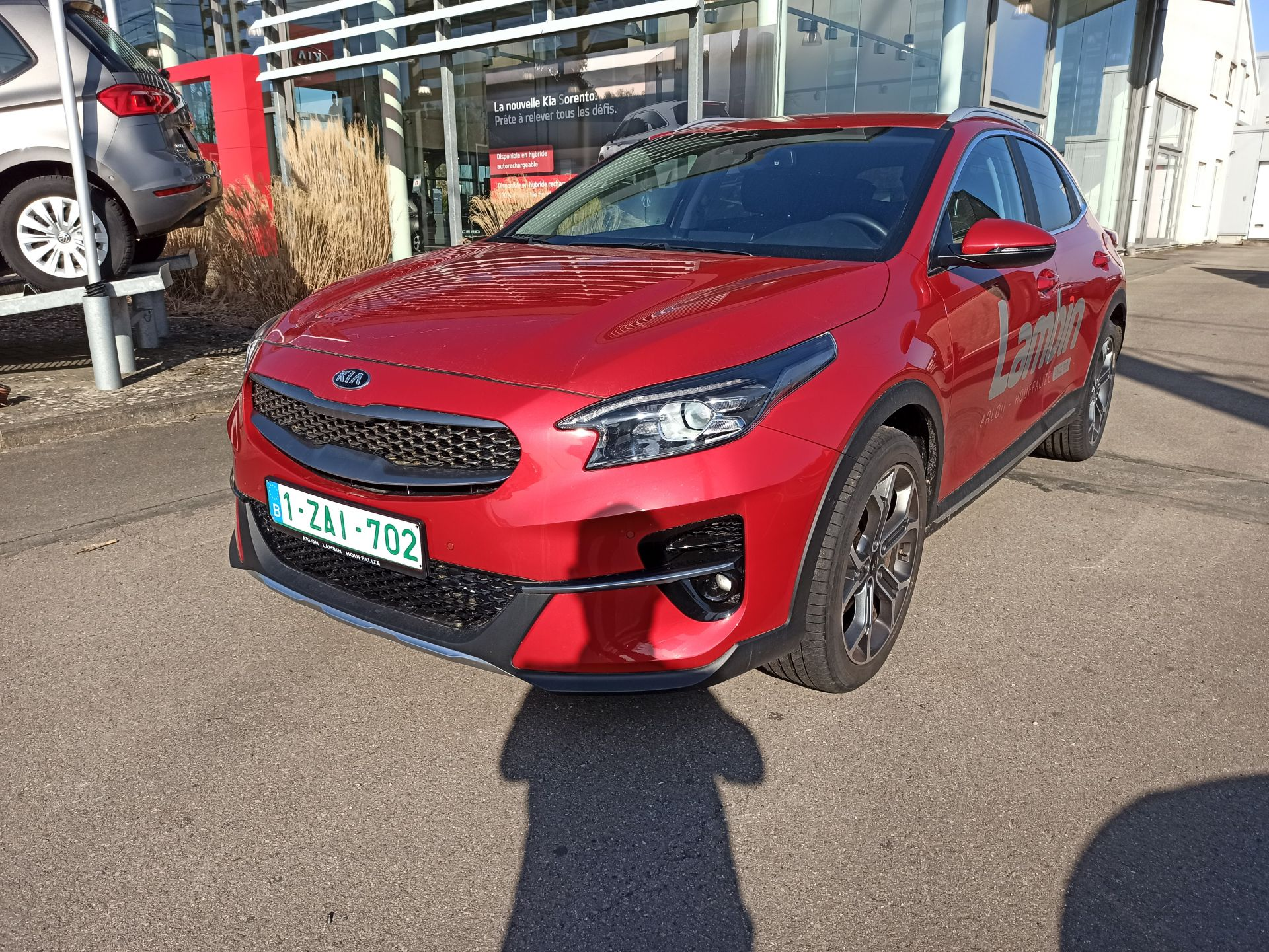 KIA Xceed demo Sense | 2020 | 5 portes Garage Lambin Arlon